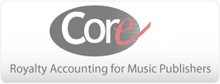 Core - Royalty Accounting for Music Publishers